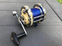Sea fishing reel Mitchell 602
