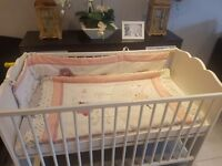 Baby bed for sale.