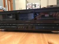 Technics rs-tr255 cassette deck