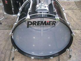 Drums - Premier APK 3 Piece Drum Kit - 90's - Great Workhorse Kit