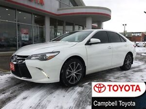 2015 Toyota Camry XSE NAVIGATION HEATED CLOTH LOW KM'S