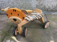 Wooden Tiger Trike