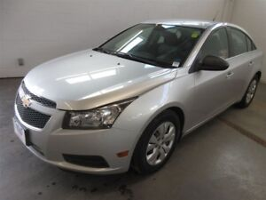 2012 Chevrolet Cruze LS- CRUISE CONTROL! TRADE-IN! SAVE!