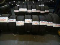 BRANDED 19 NEW & AS NEW BRANDED TYRES £45-£50 SUP + FITD loads more txt tyre size for price & av