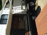 Sauble new trailer 30'