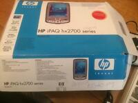 Pocket PC iPAQ hx2700 series