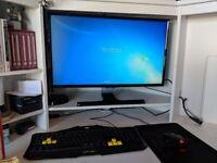 "Samsung SE390 Series S27E390H - LED monitor - Full HD (1080p) - 27"""