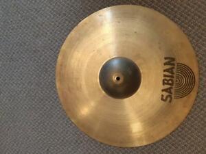 Cymbale Sabian AA El Sabor Ride 20 usagée-used