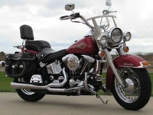 1996 harley-davidson FLSTC Heritage Softail Classic  Exceptional
