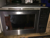 BOSCH HFT759 INTEGRAL COMBI OVEN & MICROWAVE OVEN - EXCELLENT CONDITION