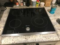 Neff ceramic hob. Model T1543. Several years old but working fine
