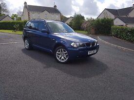 BMW X3 M Sport 2.0 diesel 2006