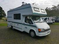 TRANSIT FOSTER AND DAY MOTOR HOME £6750