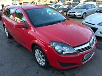 2009/09 VAUXHALL ASTRA 1.7 CDTI 16V DESIGN 5 DR RED,WELL MAINTAINED,EXCELLENT CONDITION,DRIVES WELL