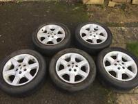 Freelander Alloy Wheels