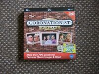 Coronation Street DVD Rovers Return Pub Quiz Game. Unused. £3.