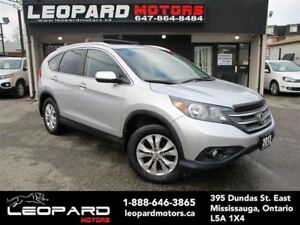 2013 Honda CR-V Touring,Navigation,Camera,Leather,Awd*