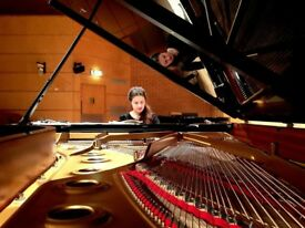 RCS Graduate offers Piano/Musicianship lessons