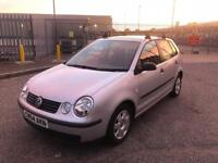 2004 VOLKSWAGEN POLO 1.4 S *2 OWNERS LOW 48K FULL VW MD HISTORY DRIVES LOVELY*