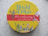 Roald Dahl's Phizz Whizzing audio collection