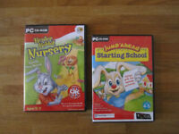 2 Computer Games, 3 to 5 years, Early Years – Pre School