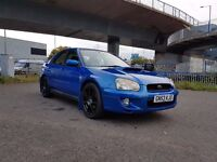 Subaru Impreza WRX Pack Prodrive Performance (not evo, sti, type r, skyline, m3)