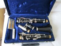 Buffet Compton Clarinet complete with case