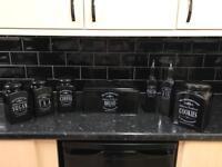 Mrs Winterbottoms kitchen set.