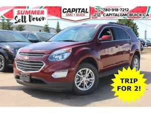 2017 Chevrolet Equinox LT NAV HEATED SEATS REMOTE START 32K KMS