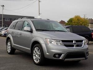 Dodge Journey Limited 2016 V6/DVD/7 PLACES