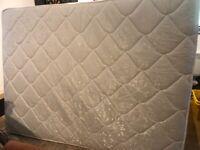 Kingsize Mattress/Memory Foam Mattress topper