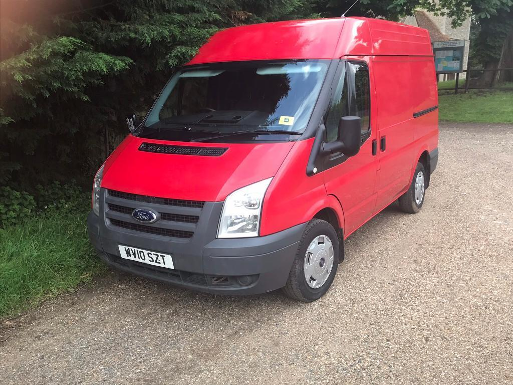 b58c495faf For sale ford transit van semi high top short wheel base t260