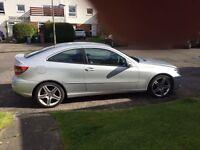 Mercedes-benz CLC 180 komp sport £8500