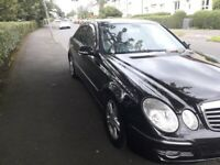 Mercedes-Benz, E CLASS, Saloon, 2009, Semi-Auto, 2148 (cc), 4 doors