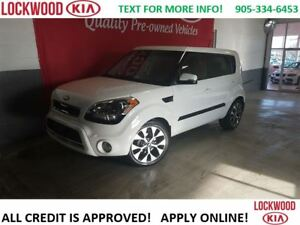 2013 Kia Soul 4u Luxury - NAVIGATION, LEATHER, SUNROOF