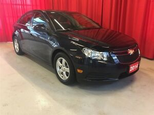 2014 Chevrolet Cruze 2LT Leather Sunroof - One Owner