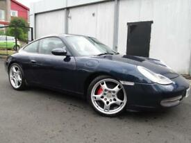 Porsche 996 911 TIP S (blue) 1999