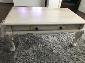 Shabby chic glamour coffee table beautiful