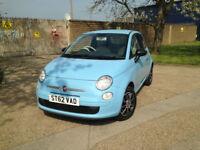 FIAT 500 1.2 PETROL 2013 .........ONLY 20 K MILES.......1 OWNER.....LONG MOT .......CHEAPEST IN UK
