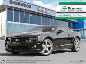 2013 Chevrolet Camaro 2SS One Owner Local PST PAID Trade!!