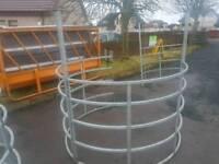 Choice of three new kissing gate farm livestock walk way etc tractor