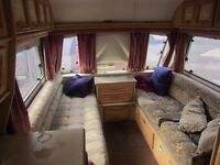 Lovely 2 berth lightweight touring caravan. Compass ralley GTE. New tyres.