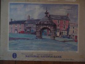 National Savings Bank POSTER