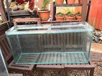 Fish tank 4ftx2ftx1ft
