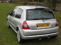 2005 Renaultsport Clio 182 16v - 66,000 miles + fully HPI clear