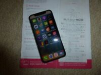 Apple Iphone X 64GB Unlocked and is New