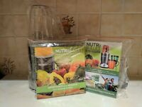 BRAND NEW NutriBullet with All Parts Included