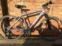 Scott sportster p5 hybrid mountain bike