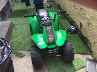 Kids champ quad 50cc not lt 50cc