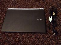 Acer Aspire ES1-533 15.6 inch Celeron 8GB 1TB Laptop - White (SCREEN BROKEN)